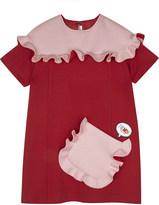 Fendi Frilled tunic dress 4-14 years
