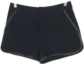 Rag & Bone Black Shorts for Women