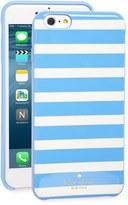Kate Spade 'fairmont stripe' iPhone 6 Plus & 6s Plus case