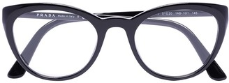 Prada Cat Eye Optical Glasses
