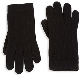 Portolano Knit Cashmere Tech Gloves