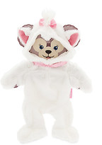 Disney ShellieMay the Bear Marie Costume - The Aristocats - 17''