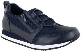 Easy Works By Easy Street Womens Mckinley Round Toe Oxford Shoes