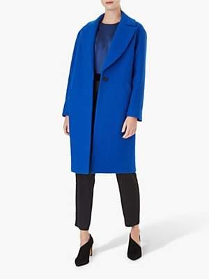 Hobbs Jane Wool Blend Coat