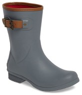Chooka Women's City Solid Mid Height Rain Boot