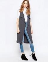 Only Longline Vest