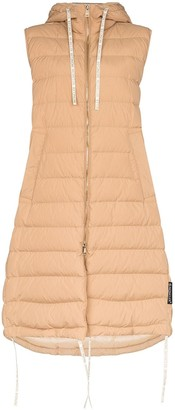 Moncler Belmon sleeveless quilted gilet