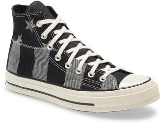 Converse Chuck Taylor(R) All Star(R) Chuck 70 High Top Denim Sneaker