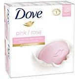 Dove Beauty Bar, Pink 4 Ounce, 10 Bar