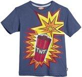 City Threads TNT Graphic Tee (Baby) - Midnight-18-24 Months