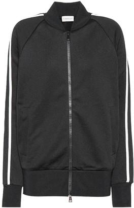 Moncler Jersey track jacket