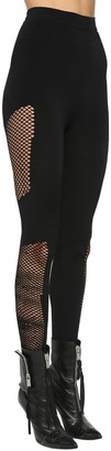 Unravel ACTIVE STRETCH MESH LEGGINGS