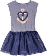 Epic Threads Striped Anchor Dress, Toddler Girls, Created for Macy's