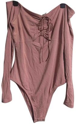 Alexander Wang Pink Cotton Top for Women