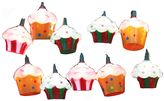 Kurt Adler Cupcake Light Set