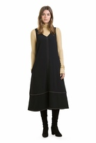 Country Road Profile Stitch Slip Dress
