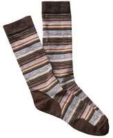 Smartwool Stripe Margarita Crew Socks