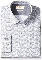 Original Penguin Men's Slim Fit Performance Dress Shirt
