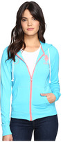 U.S. Polo Assn. Neon Pop French Terry Hoodie