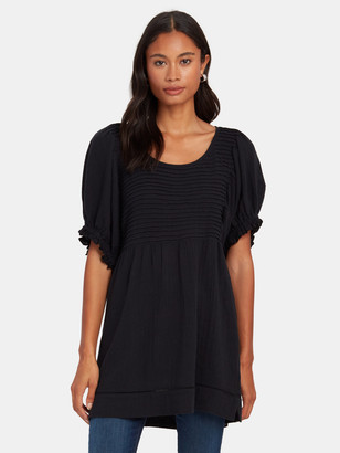 Free People Elsie Pintuck Tunic