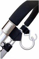 Buggy Guard Stroller Hooks - Platinum