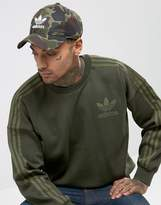 Adidas Originals Trefoil Cap In Camo Bk7471