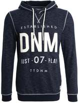 Tom Tailor Denim Hoodie Night Sky Blue