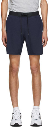 Reebok Classics Navy Textured Epic Shorts