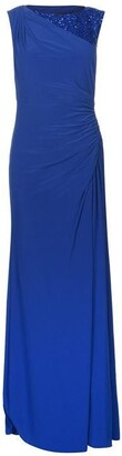 Adrianna Papell Ruched Side Dress