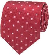 Geoffrey Beene Textured Floral Tie