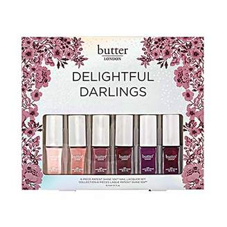 Butter London Delightful Darlings Nail Lacquer Set