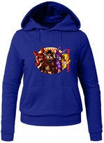 Five Nights at Freddy's Hoodies Five Nights at Freddy's For Ladies Womens Hoodies Sweatshirts Pullover Tops