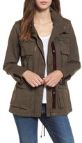 Steve Madden Women's Embellished Utility Jacket