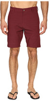 VISSLA The Ledge 4-Way Stretch Hybrid Walkshorts 19""