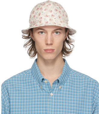 Gucci Off-White Liberty London Edition St.Lilly Bucket Hat