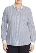 BASLER PLUS Trimmed Banker Shirt