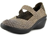 Bare Traps Baretraps Kassie Women Round Toe Synthetic Brown Mary Janes.