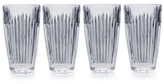 Mikasa 4-Pc. Parkside Highball Glasses Set