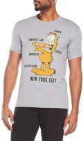 Body Rags Garfield Pizza NYC Tee