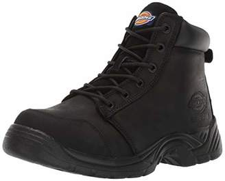"Dickies Men's Wrecker 6"" Steel Toe EH Industrial Boot"