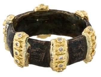 Armenta Diamond Sueno Artifact Ring