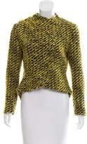 Thakoon Asymmetrical Knit Jacket