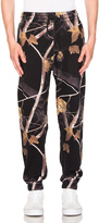 Alexander Wang Winter Camo Sweatpants
