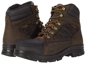 Wolverine Chainhand Defender Steel-Toe 6 Boot (Brown) Men's Shoes