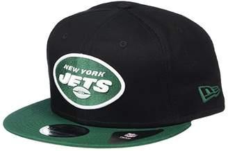 New Era NFL Basic Snap 9FIFTY Snapback Cap - New York Jets