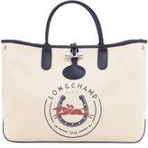 Longchamp Roseau Sweet Large Tote Bag, Tan