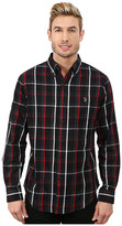 U.S. Polo Assn. Button Down Plaid Twill Shirt