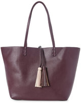 Imoshion Wine & Blush Reversible Bag-In-Bag Tote