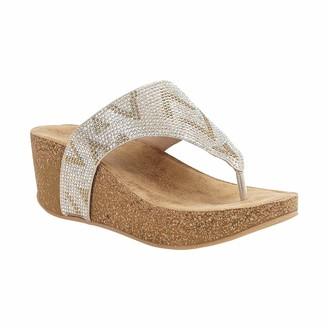 Lotus Women's Patsy Open Toe Sandals