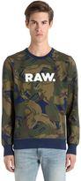 G Star Core Printed Sweatshirt